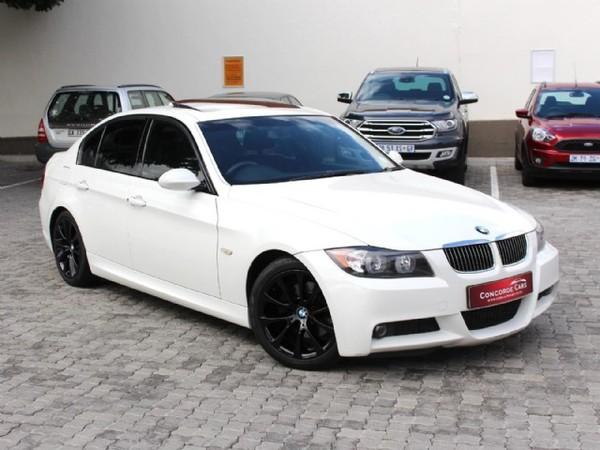 2008 BMW 3 Series 325i Sport At e90  Western Cape Cape Town_0