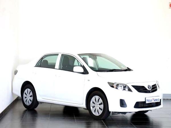 2018 Toyota Corolla Quest 1.6 Western Cape Brackenfell_0