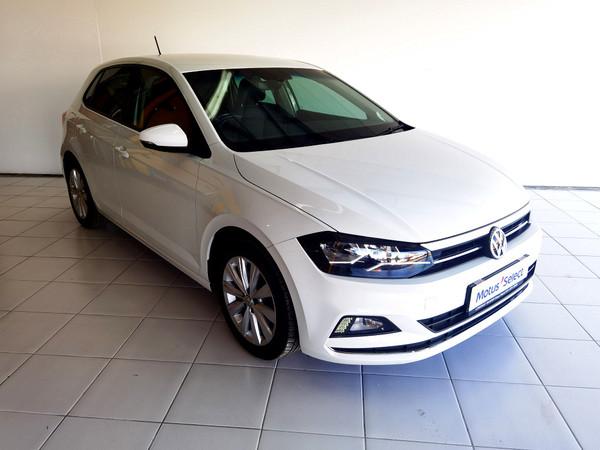 2019 Volkswagen Polo 1.0 TSI Highline DSG 85kW Gauteng Centurion_0