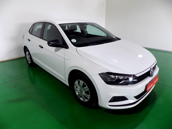 2018 Volkswagen Polo 1.0 TSI Trendline Gauteng Pretoria_0