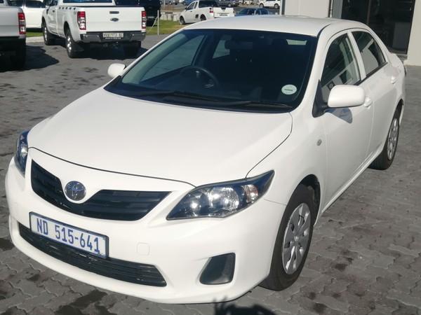 2018 Toyota Corolla Quest 1.6 Automatic Eastern Cape Port Elizabeth_0