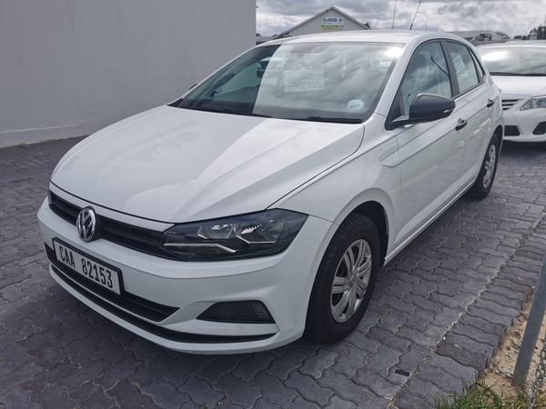 2019 Volkswagen Polo 1.0 TSI Trendline with only 12 600kms Eastern Cape Port Elizabeth_0