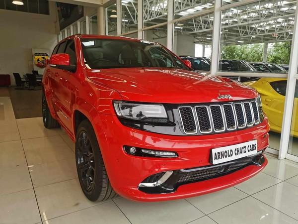 2017 Jeep Grand Cherokee 6.4 SRT Gauteng Roodepoort_0