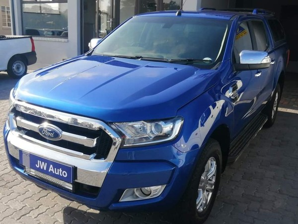 2016 Ford Ranger 3.2 TDCi XLT Doubl Cab Eastern Cape Port Elizabeth_0