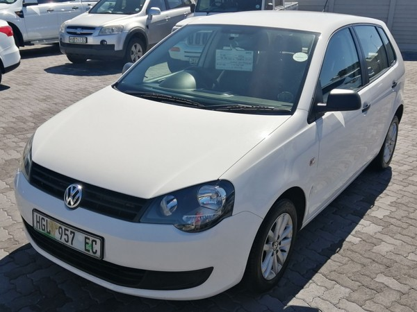 2014 Volkswagen Polo Vivo 1.6 Trendline with full service history Eastern Cape Port Elizabeth_0