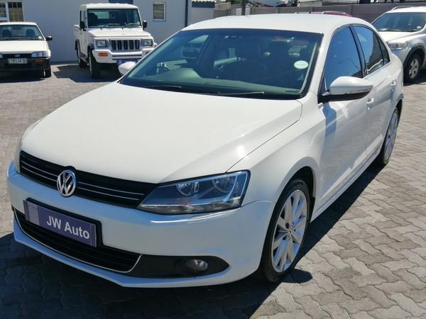 2014 Volkswagen Jetta 2.0 TDi Highline DSG with leather interior Eastern Cape Port Elizabeth_0