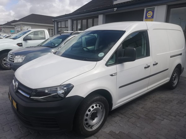 2018 Volkswagen Caddy Maxi 2.0 TDI Panel van with only 28 160kms Eastern Cape Port Elizabeth_0
