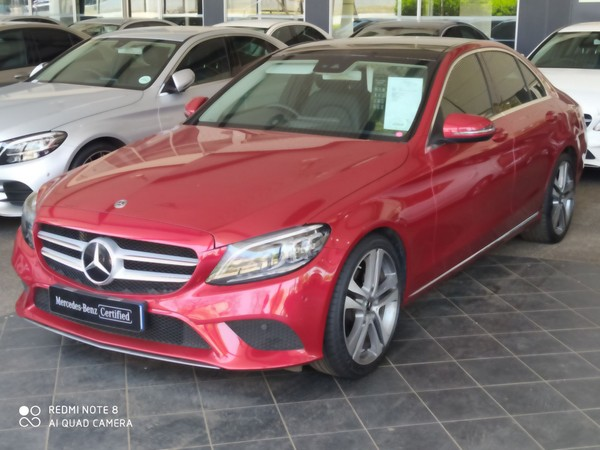 2019 Mercedes-Benz C-Class C220d AT Gauteng Centurion_0