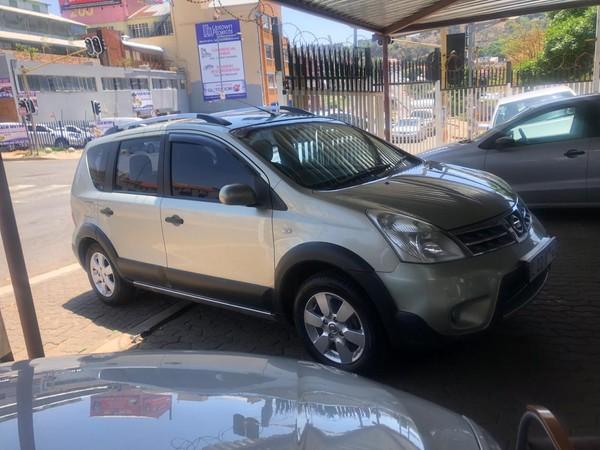 2012 Nissan Livina 1.6 Acenta  Gauteng Jeppestown_0