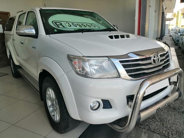 2014 Toyota Hilux 3.0 D-4d Raider 4x4 At Pu Dc  Western Cape Goodwood_0