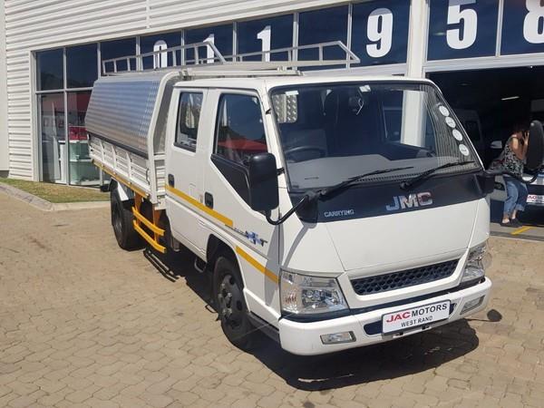 2018 JMC Carrying 2.8 TDI DC LUX LWB DS CC Gauteng Roodepoort_0