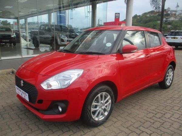 2020 Suzuki Swift 1.2 GLX AMT Kwazulu Natal Durban North_0
