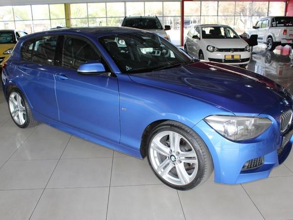 2015 BMW 1 Series 116i M Sport Line 5dr At f20  Gauteng Alberton_0