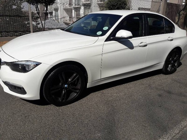2017 BMW 3 Series 318i Edition M Sport Shadow 5-Door Auto F30 Gauteng Randpark Ridge_0