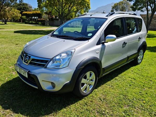 2012 Nissan Livina 1.6 Visia X-gear  Eastern Cape Port Elizabeth_0