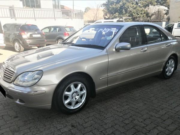 2000 Mercedes-Benz S-Class S 500  Mpumalanga Ermelo_0