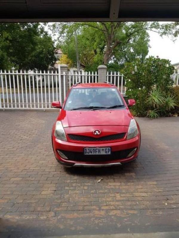 2012 GWM Florid 1.5 Cross  Gauteng Johannesburg_0