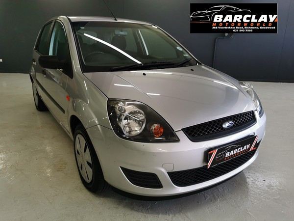 2008 Ford Fiesta 1.4i Ambiente 5dr  Western Cape Goodwood_0