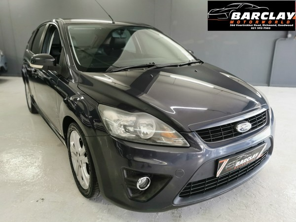 2011 Ford Focus 1.8 Si 5dr  Western Cape Goodwood_0