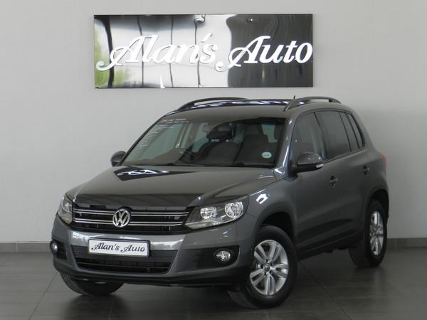 2016 Volkswagen Tiguan 1.4 Tsi Bmo Tren-fun 90kw  Mpumalanga Mpumalanga_0