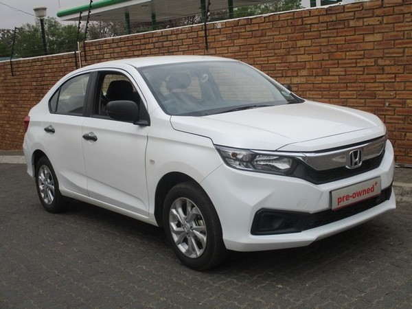 2019 Honda Amaze 1.2 Trend Gauteng Roodepoort_0