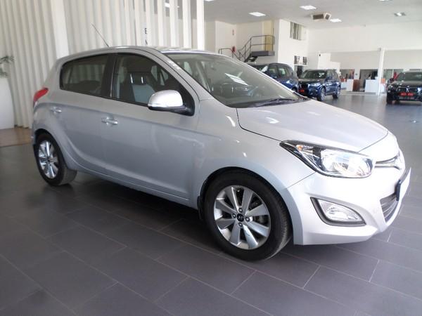2013 Hyundai i20 1.4D Glide Northern Cape Kimberley_0