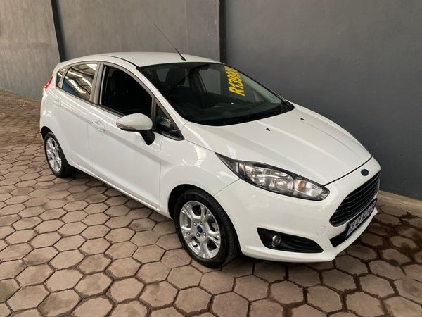 2014 Ford Fiesta 1.0 Ecoboost Trend 5dr  Gauteng Silverton_0