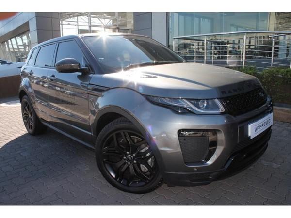 2019 Land Rover Evoque 2.0 SD4 HSE Dynamic Kwazulu Natal Durban_0