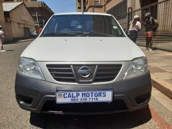2014 Nissan NP200 1.6 Ac Pu Sc  Gauteng Marshalltown_0