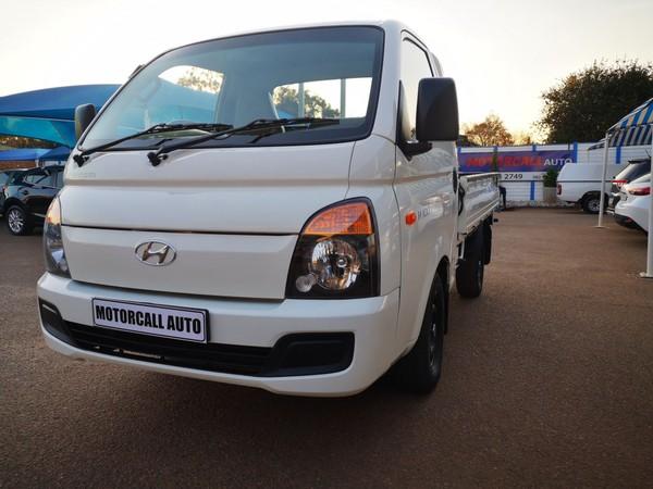 2014 Hyundai H100 Bakkie 2.6d Ac Fc Ds  Gauteng Centurion_0