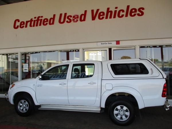 2007 Toyota Hilux 4.0 At Raider 4x4 Pu Dc  Limpopo Limpopo_0