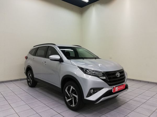 2019 Toyota Rush 1.5 Auto Kwazulu Natal Westville_0