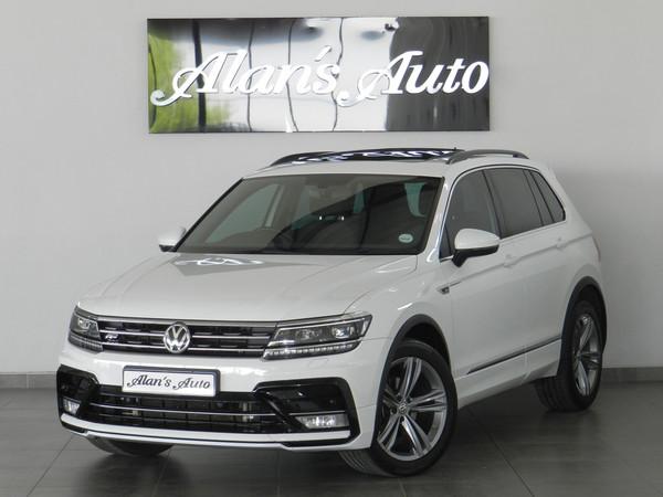 2017 Volkswagen Tiguan 2.0 TDI Comfortline 4Mot DSG Mpumalanga Mpumalanga_0