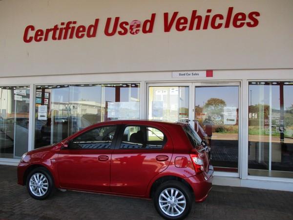 2020 Toyota Etios 1.5 Xs 5dr  Limpopo Limpopo_0