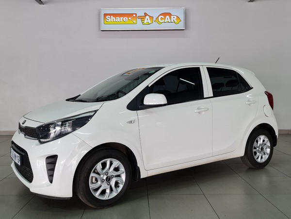 2017 Kia Picanto 1.0 Style North West Province Klerksdorp_0