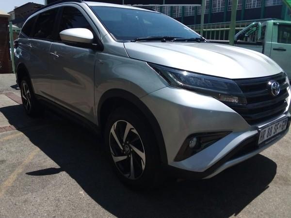 2018 Toyota Rush 1.5 Auto Gauteng Johannesburg_0