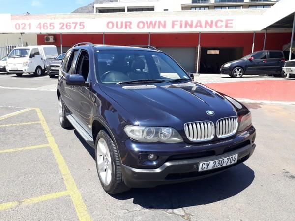 2006 BMW X5 3.0d At  Western Cape Cape Town_0