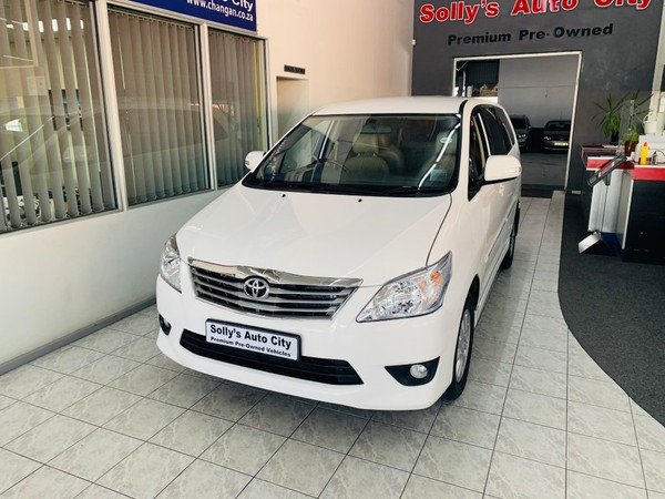 2013 Toyota Innova 2.7 Vvti 7 Seat  Eastern Cape Port Elizabeth_0