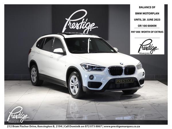 2018 BMW X1 sDRIVE20d Auto Gauteng Randburg_0