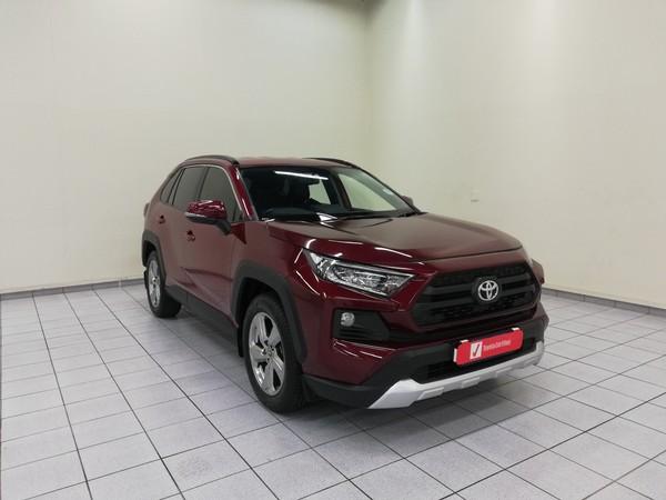 2019 Toyota Rav 4 2.0 GX-R CVT AWD Kwazulu Natal Westville_0