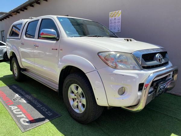2011 Toyota Hilux 3.0 D-4d Raider 4x4 At Pu Dc  Gauteng Boksburg_0