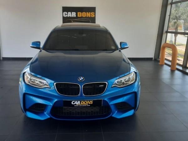2017 BMW M2 M2 Coupe M-DCT Gauteng Roodepoort_0
