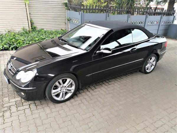 2006 Mercedes-Benz CLK-Class Clk 350 Cabriolet At  Mpumalanga Ermelo_0