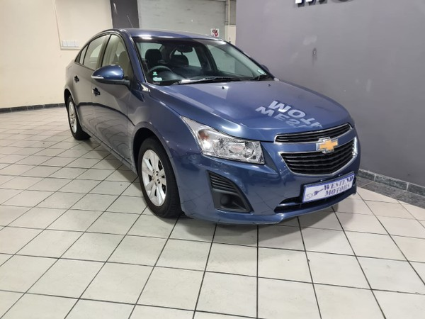 2014 Chevrolet Cruze 1.6 L  Kwazulu Natal Durban_0