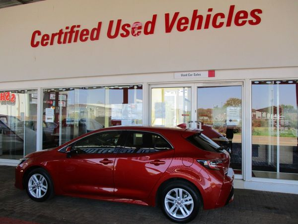 2020 Toyota Corolla 1.2T XS 5-Door Limpopo Limpopo_0