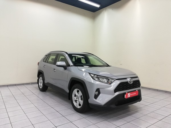 2019 Toyota Rav 4 2.0 GX Auto Kwazulu Natal Westville_0