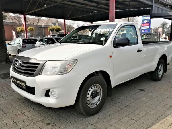 2015 Toyota Hilux 2.5 D-4d S Pu Sc  Mpumalanga Ermelo_0