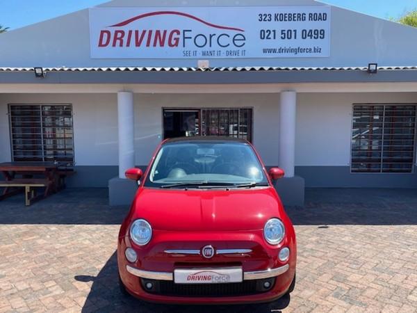 2015 Fiat 500 1.4 Lounge  Western Cape Wynberg_0