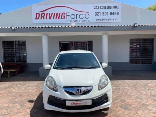 2013 Honda Brio 1.2 Comfort  Western Cape Wynberg_0