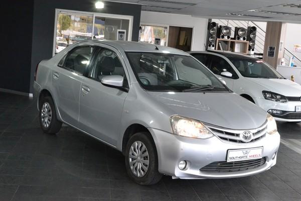2013 Toyota Etios 1.5 Xs  Gauteng Roodepoort_0